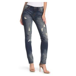NWT Rock Revival Mid-Rise Straight Jeans Sz. 27